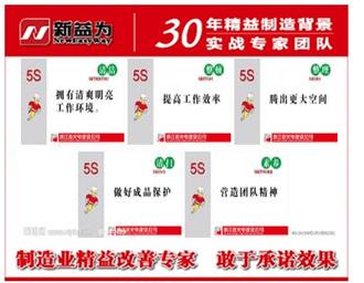 5S管理职责分析