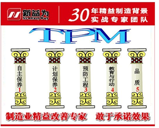 TPM管理分析设备状况