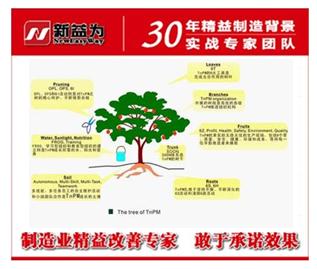 TPm生命之树